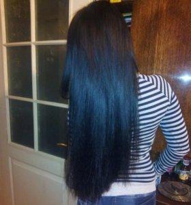 Наращивание волос(капсульное)