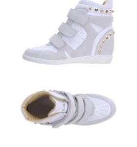 Cult кроссовки кожаные новые