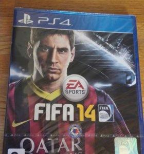 FIFA 14 PS4 Новая.