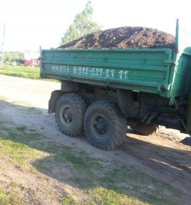 доставка любых сыпучих грузов