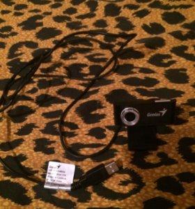 Веб камера genius iSlim 310