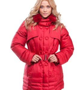 Новое зимнее пальто Lawine