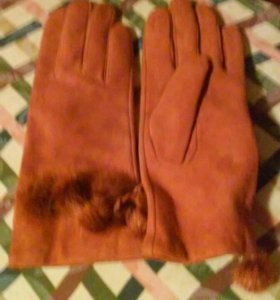 Сапоги + перчатки