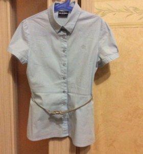 Школьная рубашка/ блузка на девочку