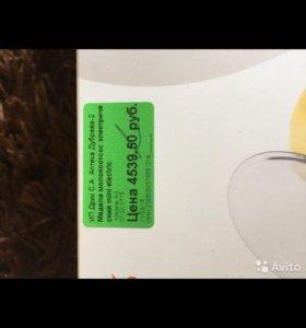 Молокоотсос электрический mini electric