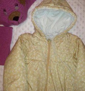 Куртка детская 74р.