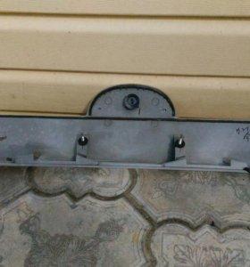 Накладка крышки багажника mazda cx-7