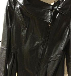 Куртка кожаная Р. М