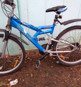Продам велосипед challenger Genesis