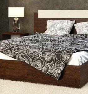 Кровать односпальная 80 х 200 см.