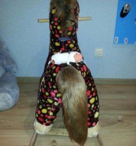 Лошадка-качалка
