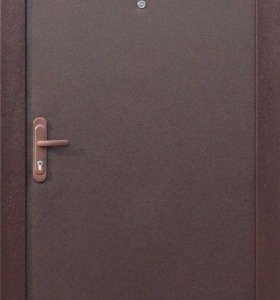 Металлическая дверь Наполнитель Минвата Техно-1