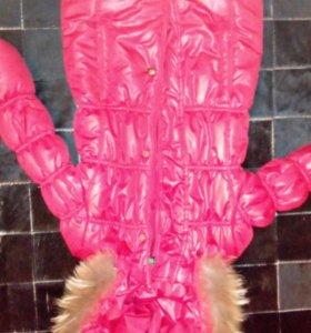 Куртка для-девочки 6 лет