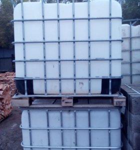 Ёмкость куб
