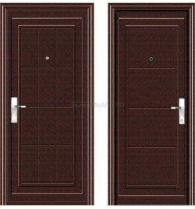 Продам входную дверь. Доставка бесплатно.