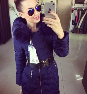 Зимнее пальто 44