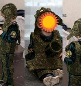 Карнавальный костюм. Костюм танка.