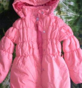 Куртка демисезонная 110-116
