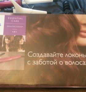 Щипцы для завивки волос 4в1,новые