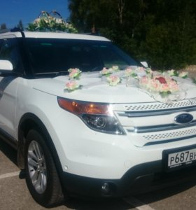 Аренда авто на свадьбу или другое торжество
