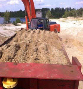 Песок песка грунт