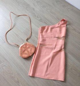 Платье+ сумка