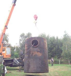 Цистерна (бочка резервуар) 10 т