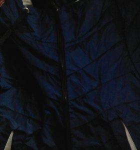 Курточки новые .
