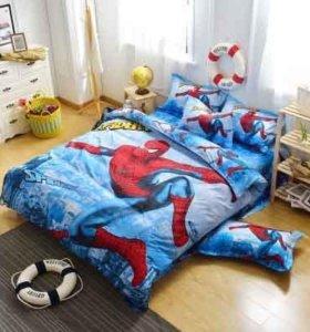 Постельное белье человек-паук