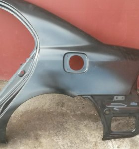 Крыло новое заднее левое Toyota Corolla