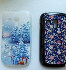 Новые чехлы для Samsung Galaxy S3 mini