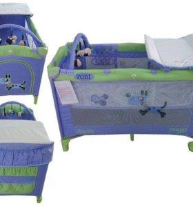 Манеж-кровать С3 Jetem