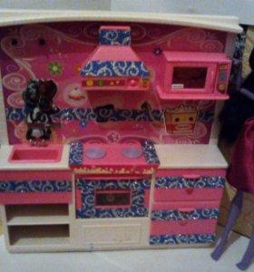 Кухня для кукол.