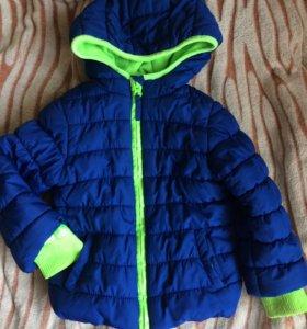 Куртка детская на осень 92р