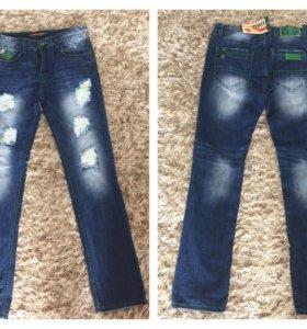Новые джинсы(мужские)
