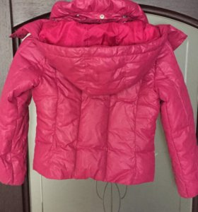 Куртка- пуховик для девочки