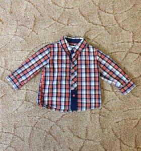 Рубашка 74см
