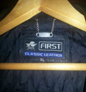 Косуха first classic leather