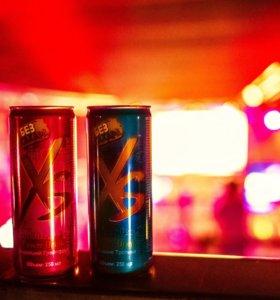 XS тонизирующий напиток