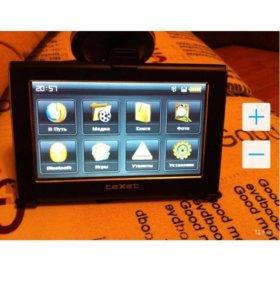 Навигатор GPS teXet TN-500вт