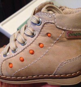 Ортопедические ботинки Orsetto р.18