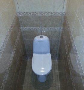 Ремонт сан узлов и ванных комнат