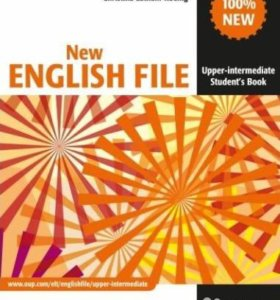 New English File Upper intermediate (complete set)