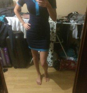 Новое платье!глория джинс.теплое.
