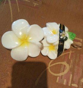 Мыло цветочки