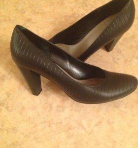 Туфли кожаные Карнаби