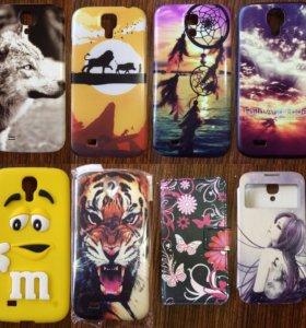 Чехлы на Samsung Galaxy s4