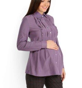 НОВАЯ. Рубашка для беременных и кормящих мамочек
