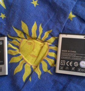 Батареи для телефона самсунг