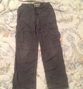 Утеплённые штаны 10 лет
